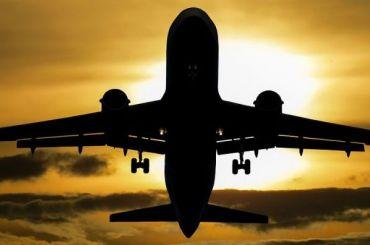 Летевший вПариж самолет сел ваэропорту Пулково
