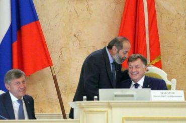 Вишневский: «Янеобещал, что вГавани небудет кандидатов от«Яблока»