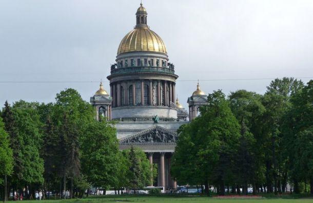 Петербург занял 51-е место всписке самых чистых городов России