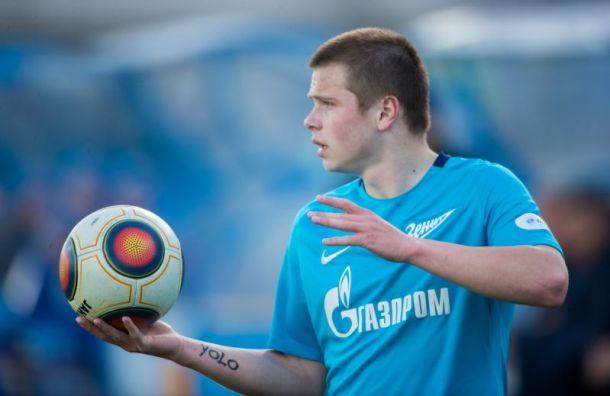 «Зенит» заключил пятилетний контракт с Круговым