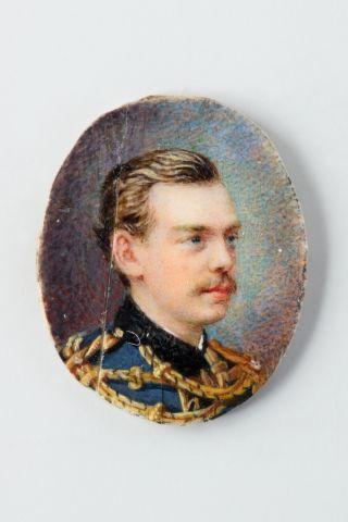 Миниатюра. Портрет будущего императора Александра III. 15,0 х 13,0 мм.jpg