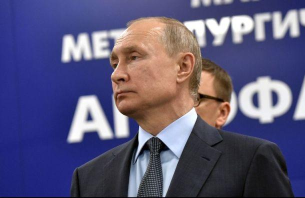 Путин упростил выдачу вида нажительство гражданам Украины