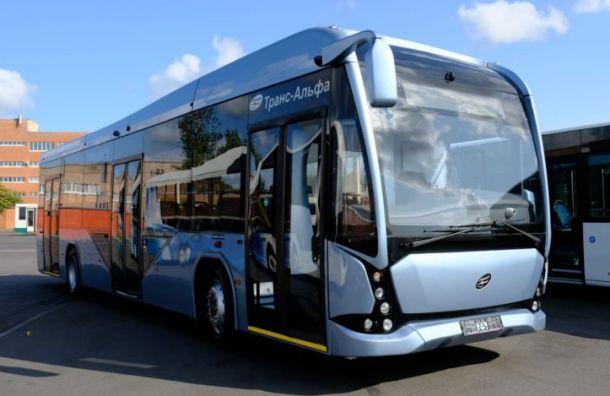 Петербуржцы первыми испытают российские электробусы «Сириус»