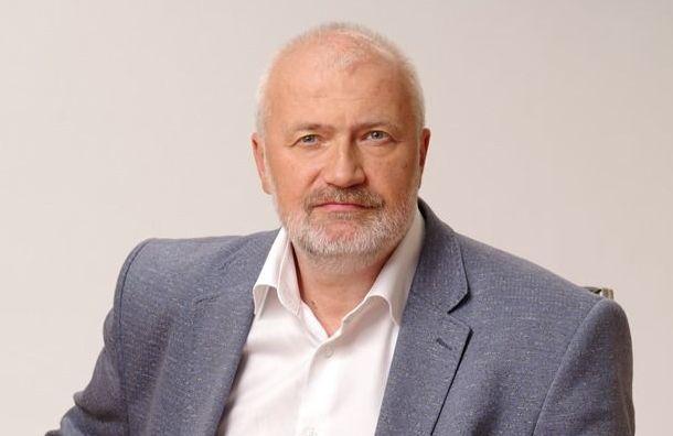 Михаил Амосов: «Охочусь заместом губернатора Петербурга»