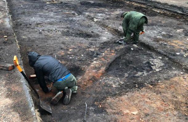 Среднеохтинский проспект частично откроют наночь