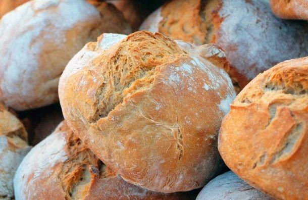 Заполгода вПетербурге забраковали 80кг хлебобулочных изделий