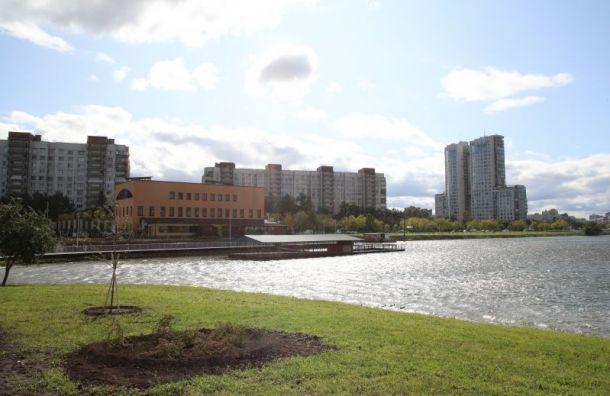 Парк Героев-пожарных наюге Петербурга откроют всентябре