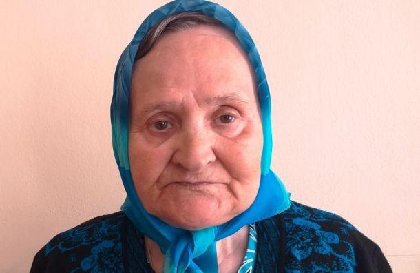«Долго исчастливо» просит помочь пенсионерке Галине Смирновой