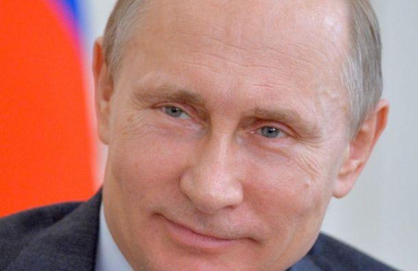 Песков: Путин относится кЗеленскому положительно