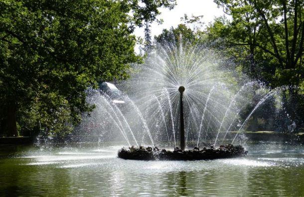 Водоканал будет охранять фонтаны от«пловцов» вДень ВДВ