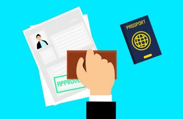 Спрос петербуржцев наэстонские визы загод вырос на10%