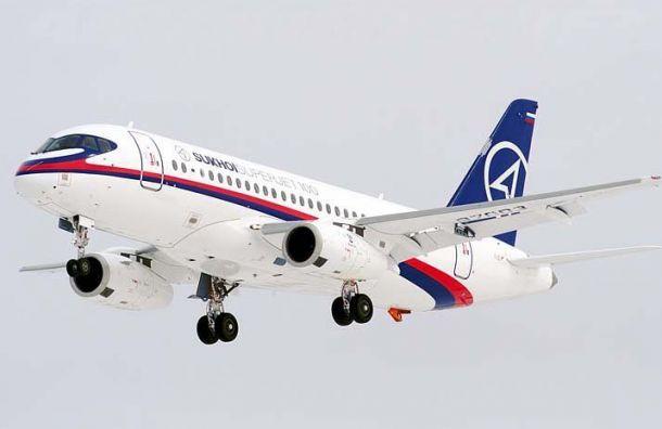 Последний иностранный владелец самолетов SSJ100 хочет ихпродать