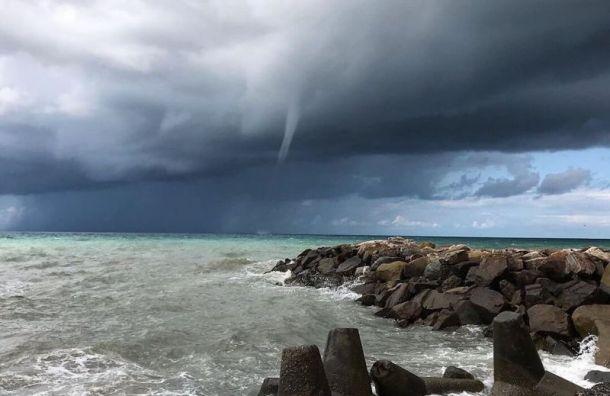 Власти Сочи планируют эвакуировать население иззатопленного города