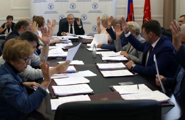Горизбирком планирует снять сдолжности главу ТИК №29