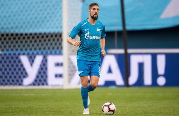 Защитник «Зенита» Мевля может перейти в«Сочи»