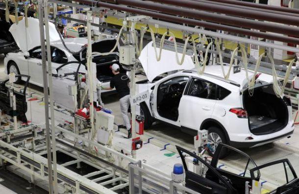 Петербургские автозаводы увеличили производство виюле на8%