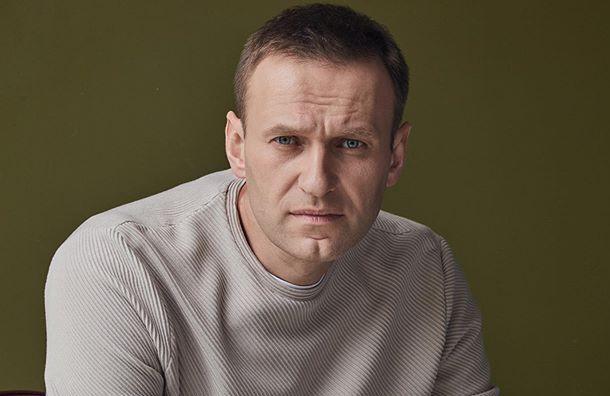 Навальный подал заявление вСК всвязи сотравлением вспецприемнике