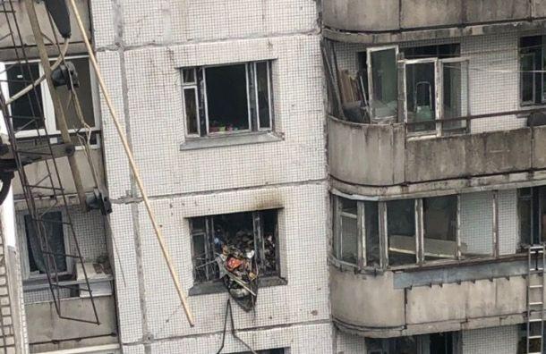 Тридцать человек эвакуировали издома наСуздальском проспекте