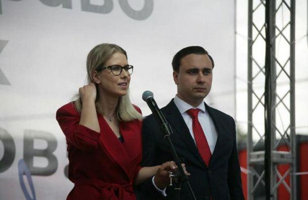 Петербуржцы выйдут наакцию солидарности смосковскими кандидатами