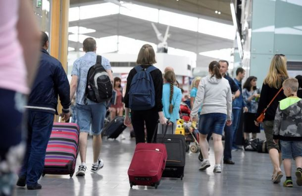 Аэропорт Пулково за7 месяцев 2019 года увеличил пассажиропоток на9,1%