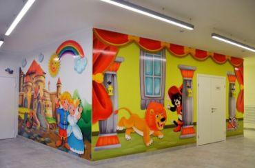 Беглов призвал красить стены вдетских поликлиниках вразные цвета