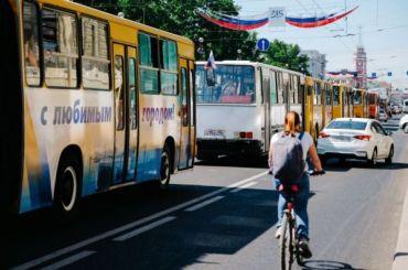 Реклама наобщественном транспорте окажется вне закона в2020 году