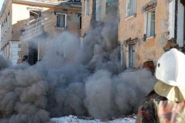 Двое рабочих погибли входе демонтажа здания вВолхове