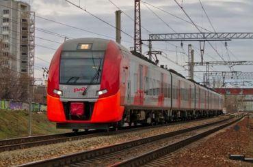 «Ласточка» изВыборга опоздала вПетербург наполчаса