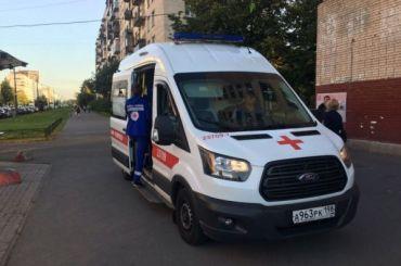 Полицейский ударил вживот кандидата вмундепы Елену Кондрашову