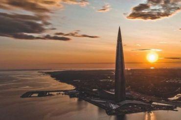 «Газпром» благоустроит набережную вокруг «Лахта центра» затри года