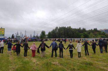 Активисты просят суд отменить разрешение назастройку Муринского парка