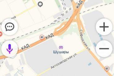 На «Яндекс. Картах» обозначили новые станции Фрунзенского радиуса