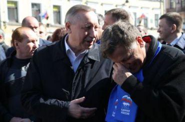 Беглов заявил надебатах, что «непринадлежит никодной партии»