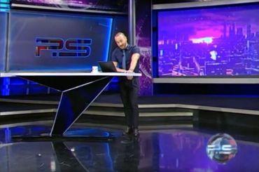 Грузинского журналиста, обматерившего Путина, уволили с«Рустави 2»