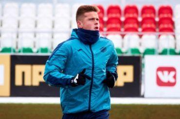 Защитник «Уфы» Круговой близок кпереходу в«Зенит»