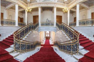 Музей Фаберже начал сносить флигель Шуваловского дворца