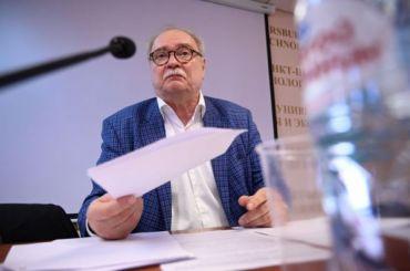 Бортко встречался сКириенко перед объявлением оснятии свыборов