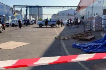 Неизвестные устроили стрельбу наоптовом рынке «Салова 52»