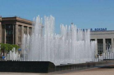 Новый светомузыкальный фонтан откроют вПетербурге в2020 году