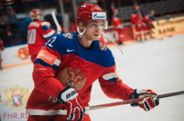 Лидера сборной России похоккею дисквалифицировали доиюня 2023 года
