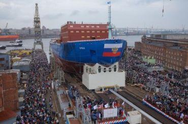 Балтийский завод подписал сконтракт настроительство двух ледоколов