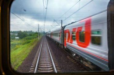 Сломавшийся локомотив задержал поезда между Москвой иПетербургом