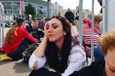 Фанаты Rammstein сутра заняли очередь навход в«Газпром Арену»