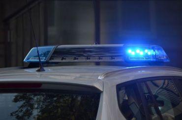 Неудачливый угонщик попал ваварию сполицейской машиной