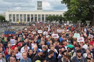 Акцию зачестные выборы хотят провести вПетербурге 1сентября