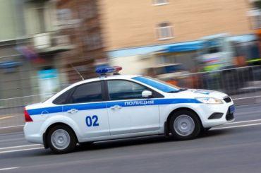 Полицейские устроили погоню сострельбой заподростком наВАЗе