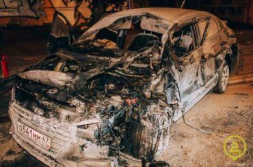 Трое подростков пострадали ваварии уКантемировского моста