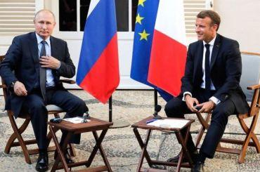 Путин пообещал наказать организаторов протестных митингов