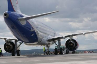 Севший вполе борт «Уральских авиалиний» попадал ваварию вКазани