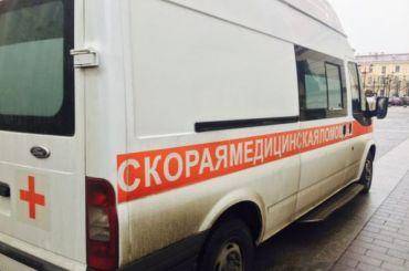 Три ребенка отравились угарным газом при пожаре в Кировске